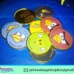 Monedas de Chocolate Angry Birds