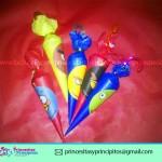 Golosinas de Angry Birds